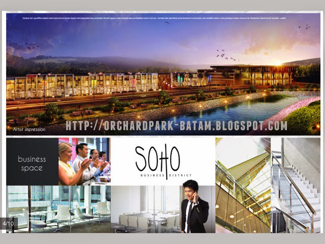 Orchard Park Batam SOHO Brochure 07