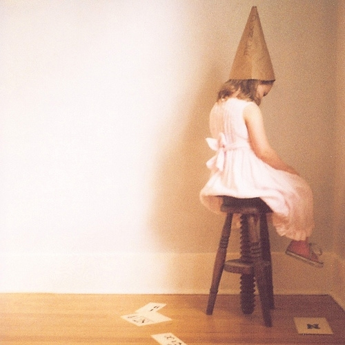Dunce girl taught a brutal anal lesson 4
