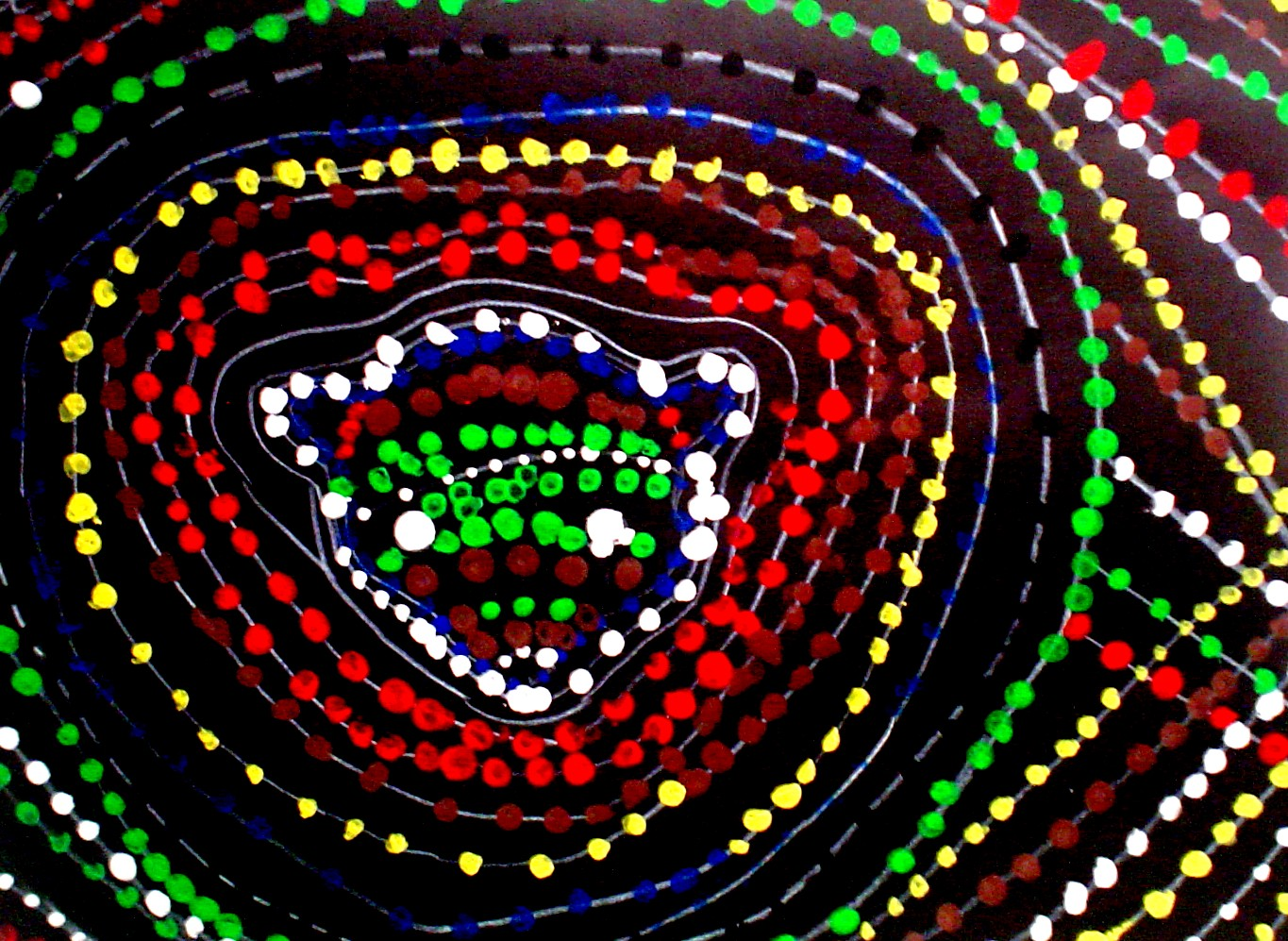 aboriginal painting lessons from the k 12 art room