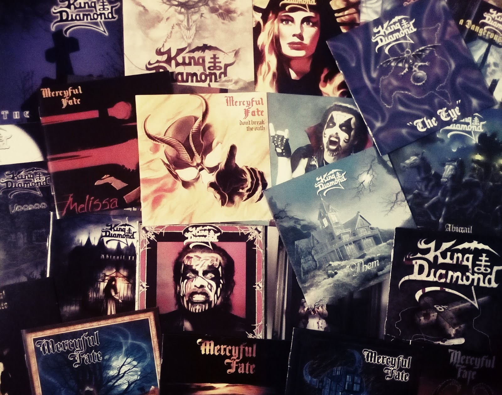 The Oath can't be broken: The legacy of Mercyful Fate and King Diamond