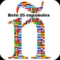 25 LIBROS ESPAÑOLES