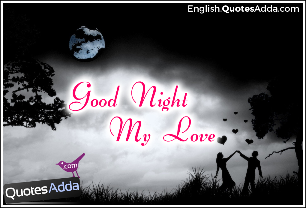 Sad Good Night Quotes In English: Sad good night quotes for lover wallpapers wishes sms pictures ...