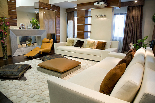 there are many modern living room design ideas that you can get from around the net and here i collected the most fresh and popular in this year 2012 - Interior Design Living Room 2012
