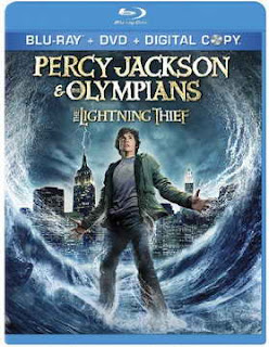Percy Jackson & the Olympians: The Lightning Thief (2010) BRRip 700mb MKV