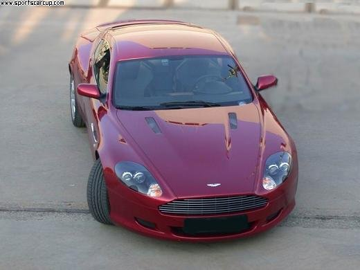 Aston Martin Wallpaper Db9. Aston Martin DB9