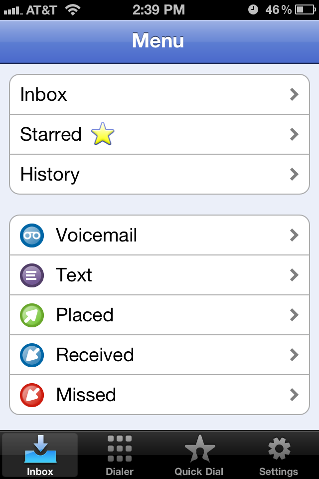 google voice phone number directory