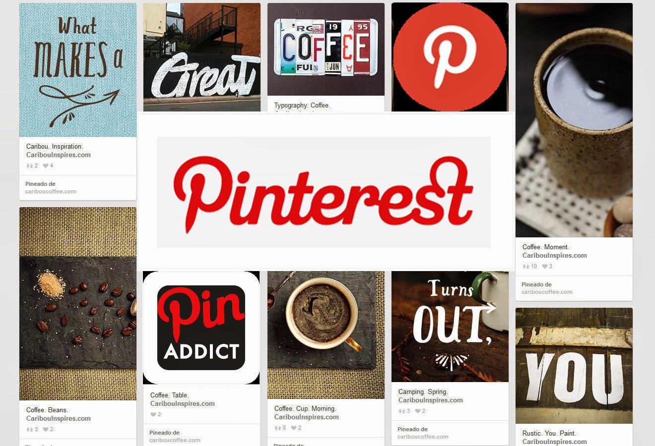 contar una historia con Pinterest