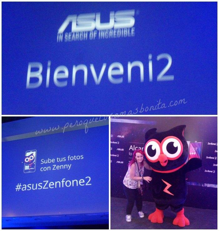 Asus Zenfone 2 y Youzz