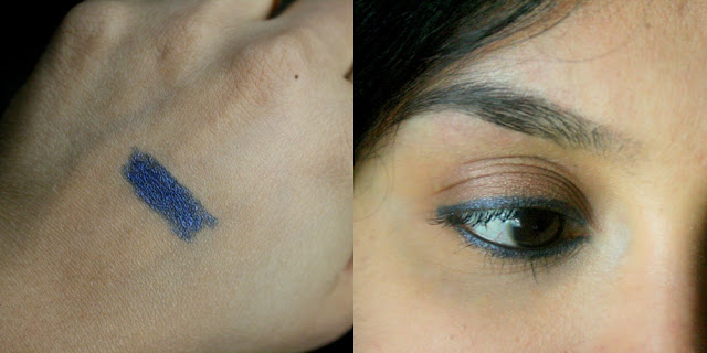 Guerlain The Eye Pencil in Katy Navy Swatch