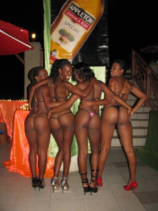Nude hedonism ii ms black