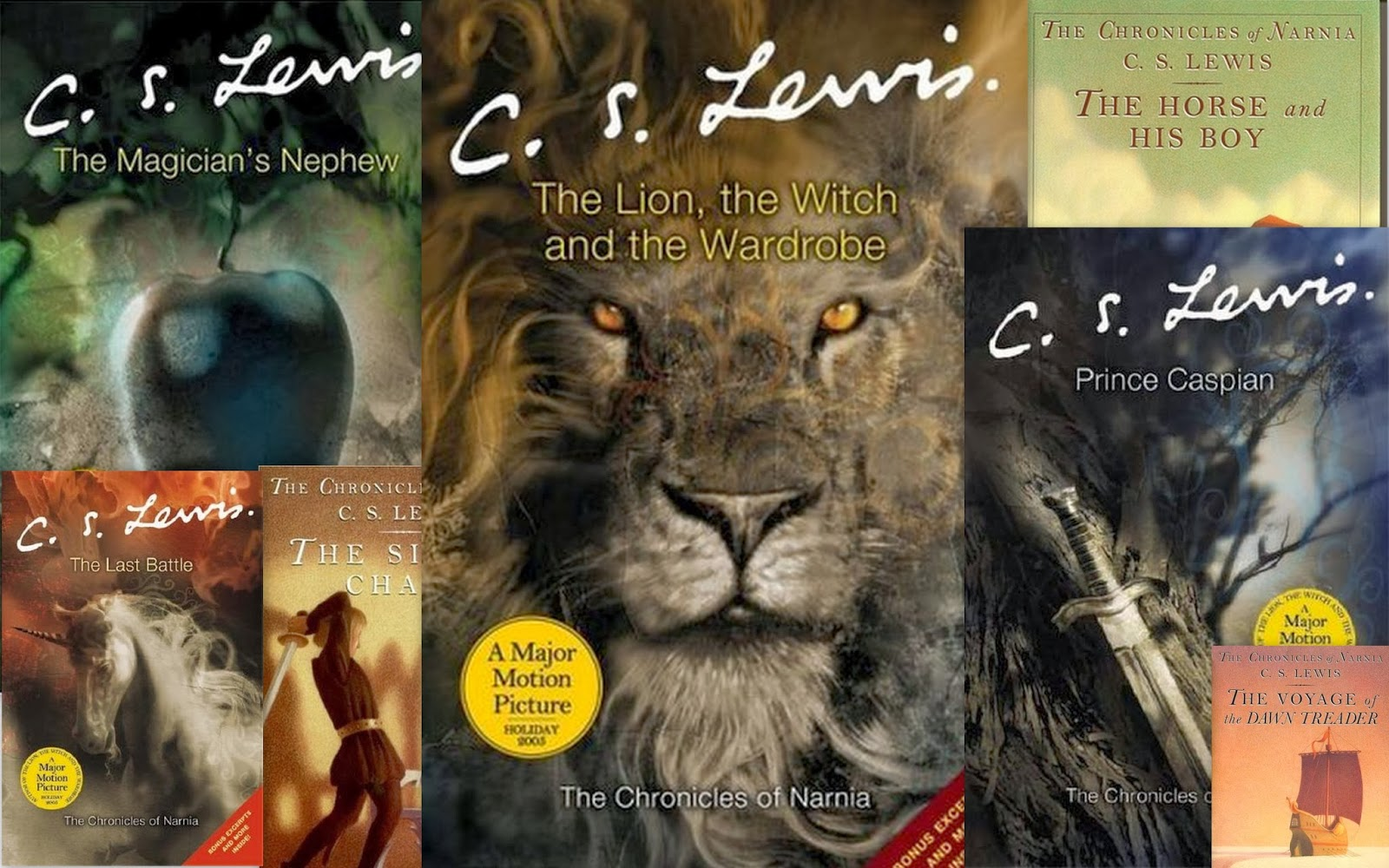 c s lewis s chronicles of narnia C s lewis, pauline baynes don't miss one of america's top 100 most-loved novels, selected by pbs's the great american read experience all seven tales of c s lewis's classic fantasy series, the chronicles of narnia, in one impressive paperback volume.