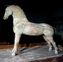 The Turquois Horse