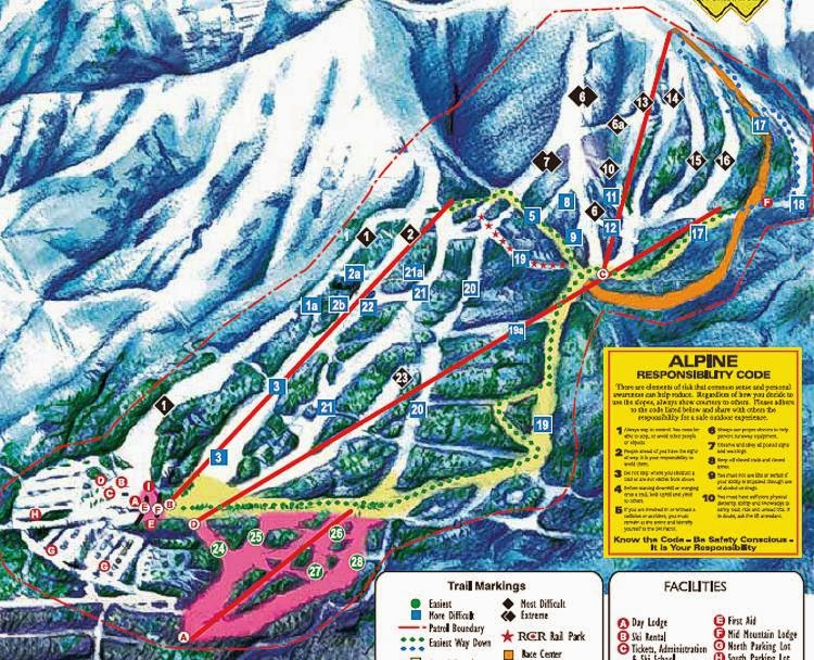 Nakiska Ski Resort, Banff, Alberta - Where is the Best Place for Skiing And Snowboarding in Canada