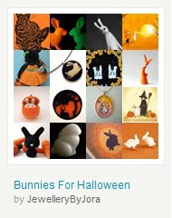 Bunnies For Halloween