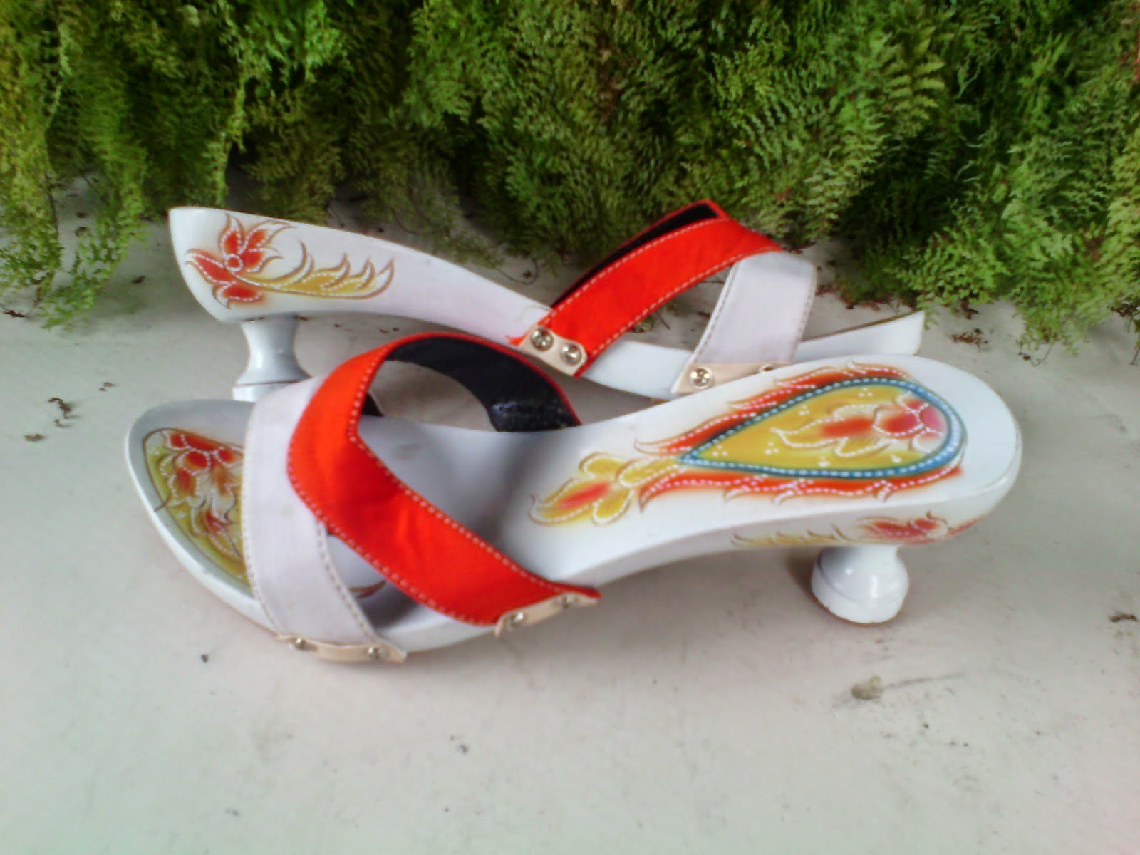 Sandal Wanita Murah Kelom Geulis Tasikmalaya