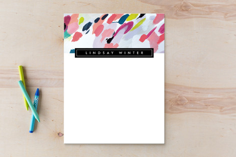 Stella Multi Personalized Stationary by Julie Murray