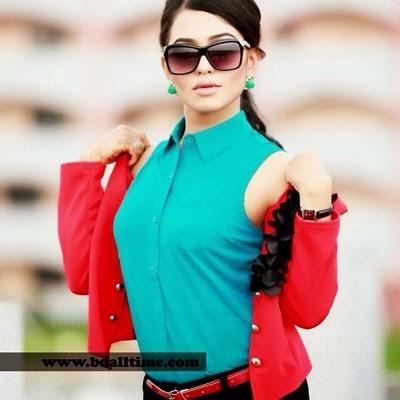 Nusrat Faria Bangladeshi Model and Actress