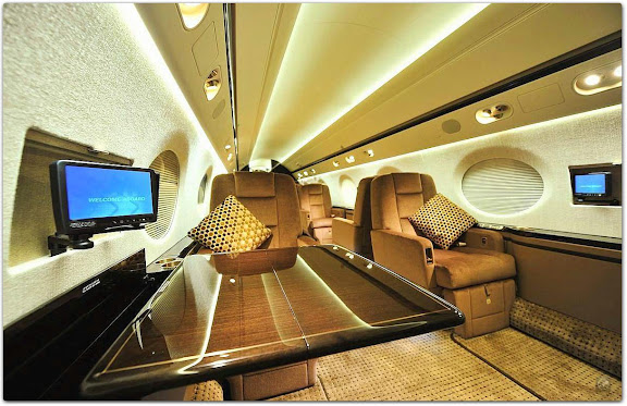 World's Most Expensive Private Jet