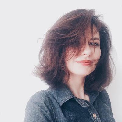 Бьюти-редактор Cosmopolitan Ukraine Алена Тулбанова