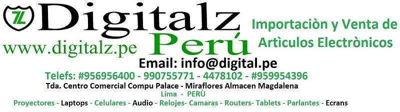 Animales del Perú