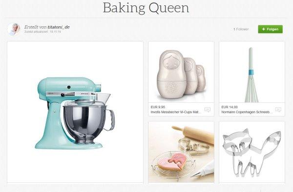 Große Backliebe mit der Baking Queen Kollektion