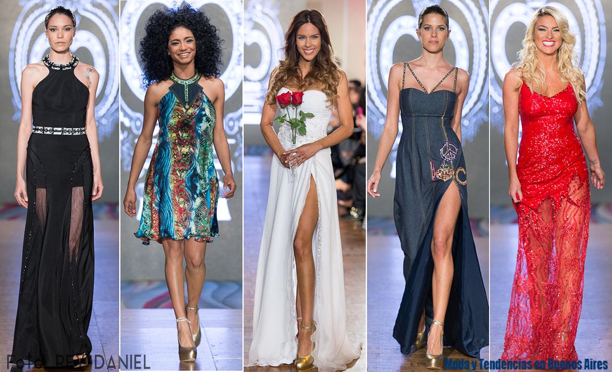 Vestidos fiesta primavera 2015