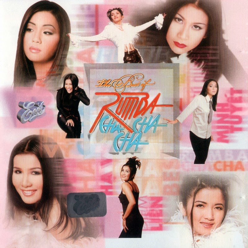 Eagle CD - The Best Of Rumba Chachacha (NRG)