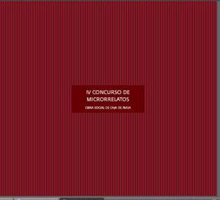 IV concurso de microrrelatos Caja de Ávila ( 2011)