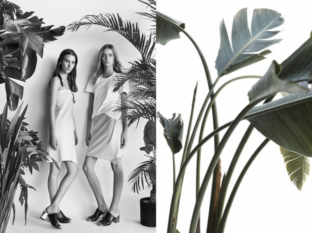 Zara Spring Summer 2014 Advertising Campaign