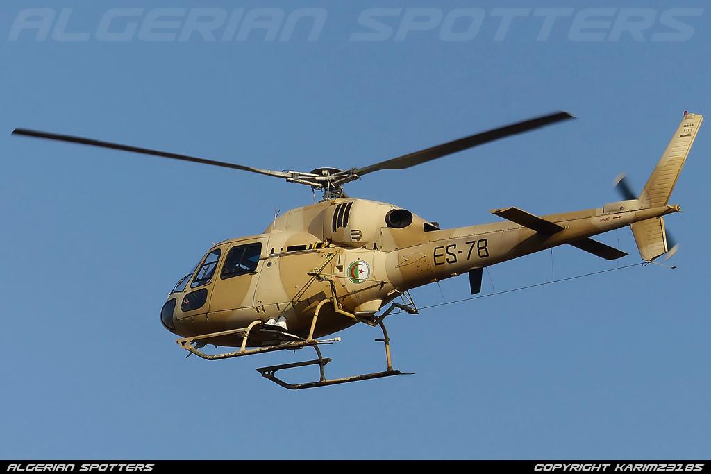 صور مروحيات القوات الجوية الجزائرية Ecureuil/Fennec ] AS-355N2 / AS-555N ] P1060613