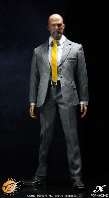 toyhaven pop toys 16 x03 men�s suit sets a b c for