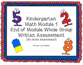 https://www.teacherspayteachers.com/Product/Kindergarten-Math-Module-1-Whole-Group-Assessment-1539327