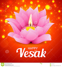 HAPPY VESAK DAY TO ALL BUDDHISTS