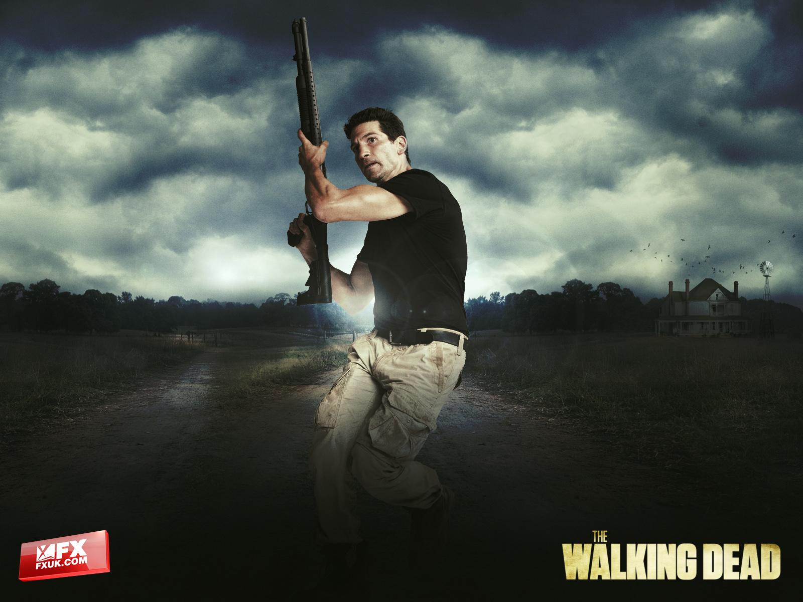 The Walking Dead Duvar Kağıdı 4 (Shane)