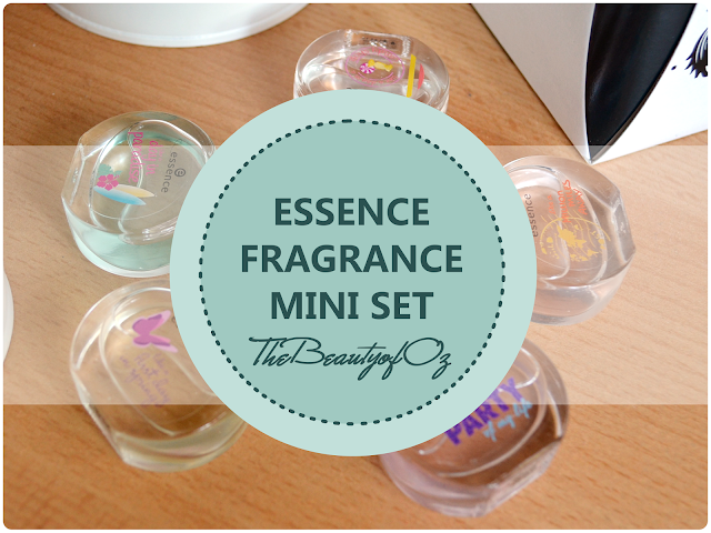 essence FRAGRANCE MINI SET