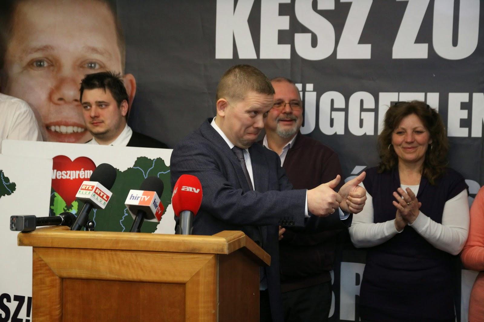 időközi választások, Veszprém, Kész Zoltán, Fidesz, Fidesz-KDNP, kétharmad, Navracsics Tibor,