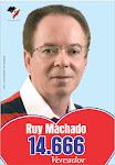 Vereador Ruy Machado