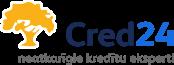 Cred24.com LV logo