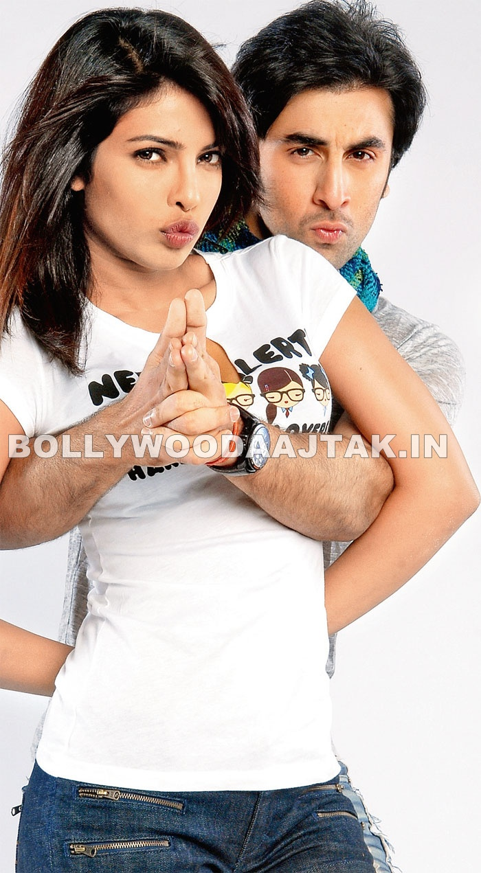 1 -  Ranbir Kapoor and Priyanka Chopra Hot Photoshoot HQ Images