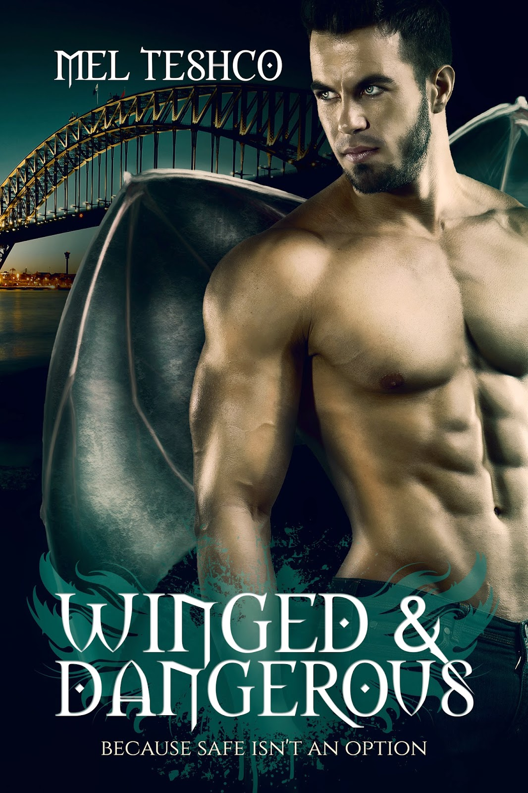 http://www.amazon.com/Winged-Dangerous-Mel-Teshco-ebook/dp/B00U7WJ00W/ref=sr_1_1?s=digital-text&ie=UTF8&qid=1425529305&sr=1-1&keywords=winged+and+dangerous