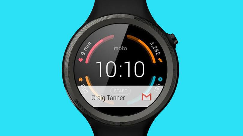 9776a6778dc A MOTOROLA lançou a nova versão do relógio MOTO 360 SPORT desenvolvido para  prática esportiva. Ao sincronizar com seu smartphone você terá acesso as ...