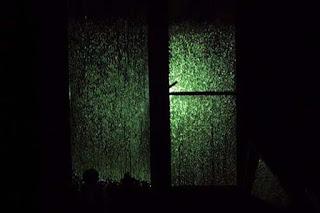 Осень, ночь, окно, дождь