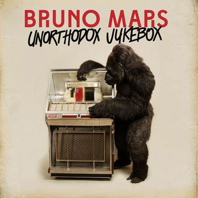 Capa do CD Bruno Mars - Unorthodox Jukebox