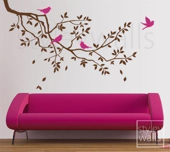 H sweet secret decora o de casa simplicidade tudo - Placas para decorar paredes ...
