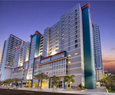Hotel Hampton Inn & Suites Miami Brickell