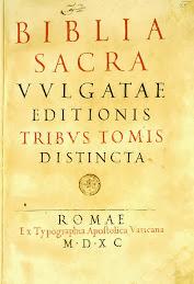 Vulgata Latina