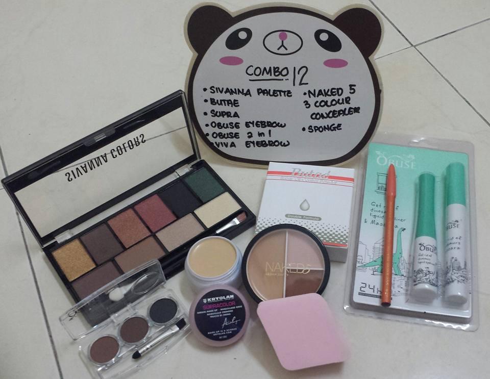 SET COMBO RM85