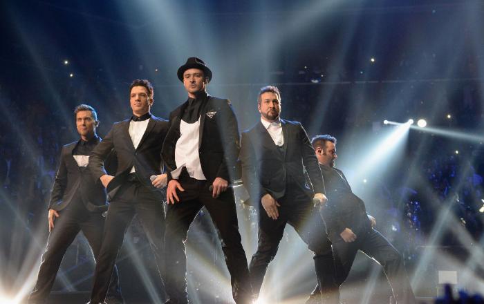 Justin Timberlake confirms an *NSYNC tour