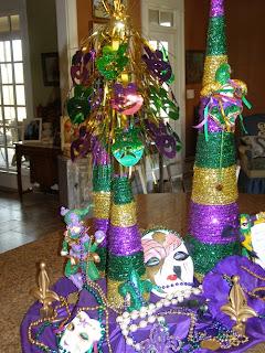 Masquerade Decorations Ideas