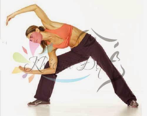 Bài tập duỗi lưng giúp eo thon dáng đẹp
